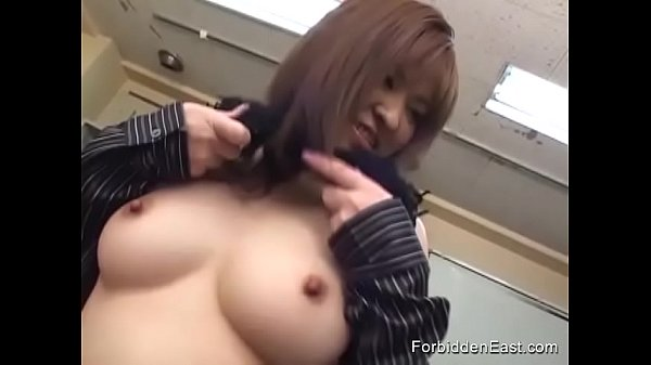 Asian office, Japanese threesome
