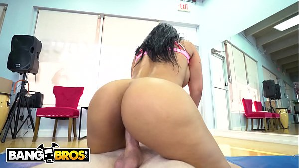 Big ass, Latina milf