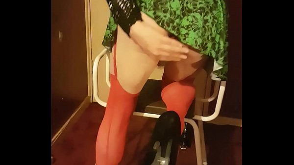Crossdressing, Ass to mouth