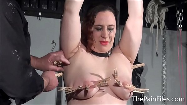 Bdsm, Cry, Crying, Bbw tits, Amateur bdsm