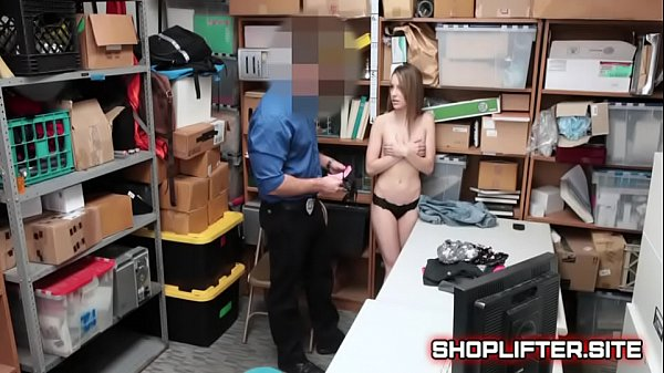 Shoplifter, Blackmail