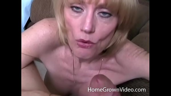 Mature homemade, Mature blonde