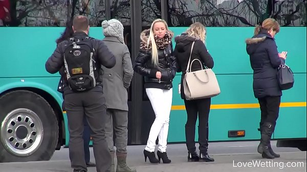 Bus, Young girl, Stop, Accident