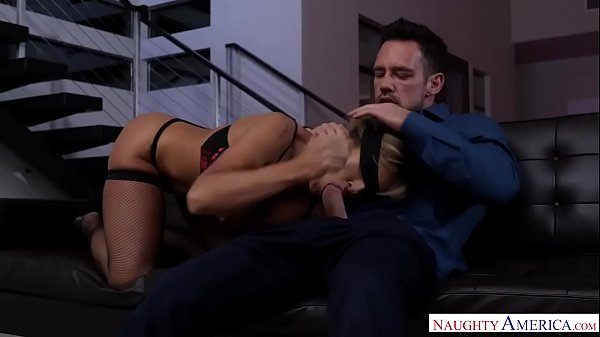 America, Blindfolded, Creampie wife, Blindfolded wife