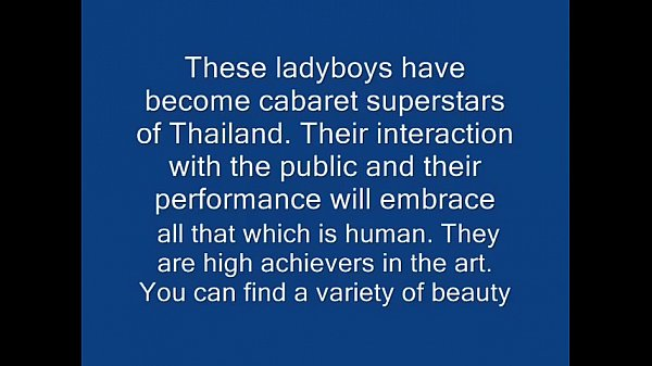 Ladyboy, Super star